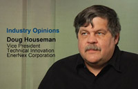 DMR roundtable delegate Doug Houseman